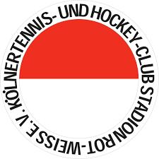 Logo des Kölner Tennis- und Hockey-Clubs Stadion Rot-Weiss e.V.